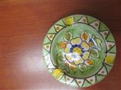 VINTAGE DIP A. MANO SMALL PLATE SIGNED